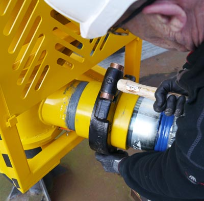 sub drill, Effective Mud Containment on the Drill Floor