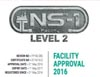 Sub-drill receive NS-1 Accreditation